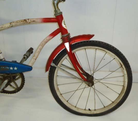 258: Huffy Mr. America Bicentennial Bicycle - 3