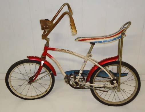 258: Huffy Mr. America Bicentennial Bicycle - 8