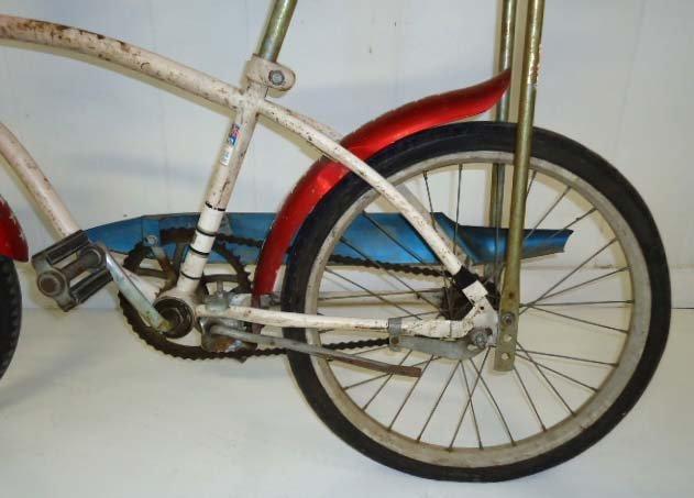 258: Huffy Mr. America Bicentennial Bicycle - 9