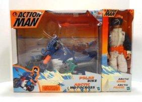 Hasbro Action Man MIB