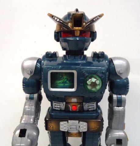 Bat. OP Hap-P-Kid Toy Robot - 2