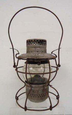 B & O Railroad Lantern