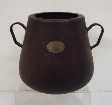Handmade Iron Pot
