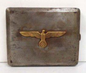 German Nazi Cigarette Case