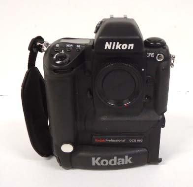 Digital Kodak Prof. DCS660