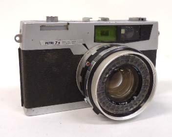 Petri 7S Circle Eye 35mm