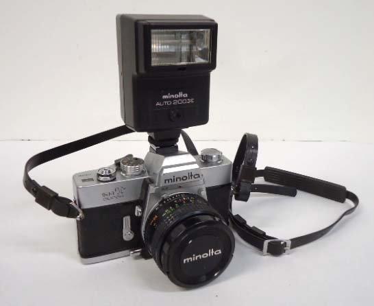 Minolta SRT Super 35mm