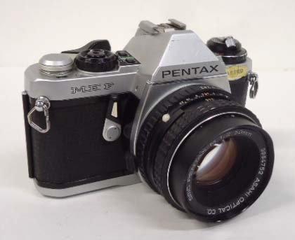 Asahi Pentax MEF 35mm
