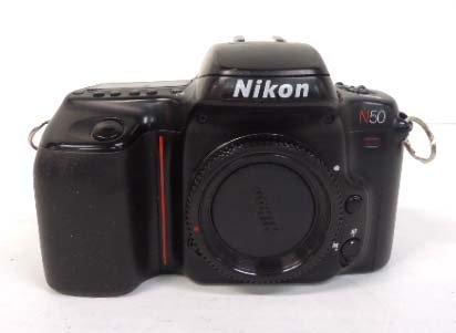 NIKON N50 Digital Camera Body