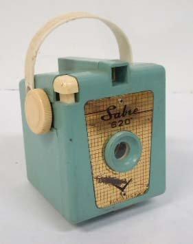 Sabre 620 Box Camera