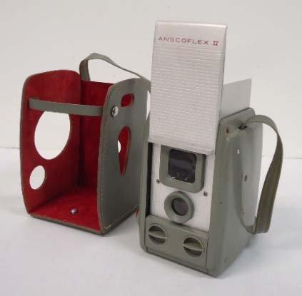 Anscoflex II Box Camera
