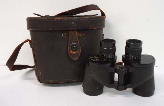 1943 U.S. Navy Binoculars