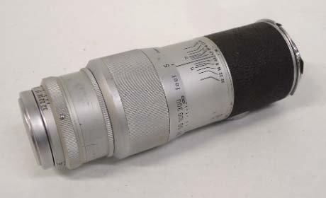 Leitz Wetzlar Hektor Lens
