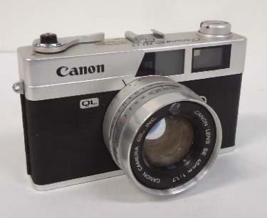 Conon QL 35mm