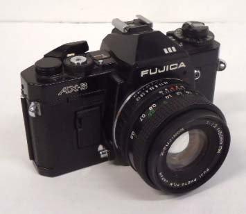 Fujica AX3 35mm