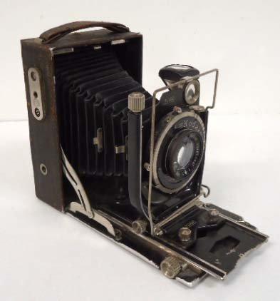 Kodak Compur Folding Camera