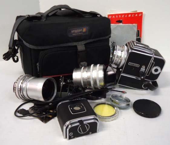 Hasselblad 500EL Camera