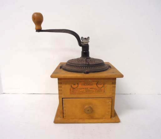Colonial Coffee Mill
