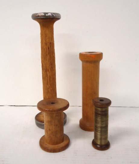 4- Wood Spindles