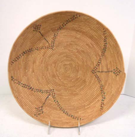 "15"" So. West Basketry Tray"