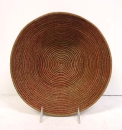 "10 1/2"" Indian Basket"