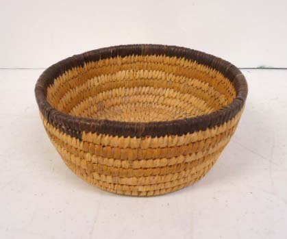 "5 3/4"" Papago Indian Basket"
