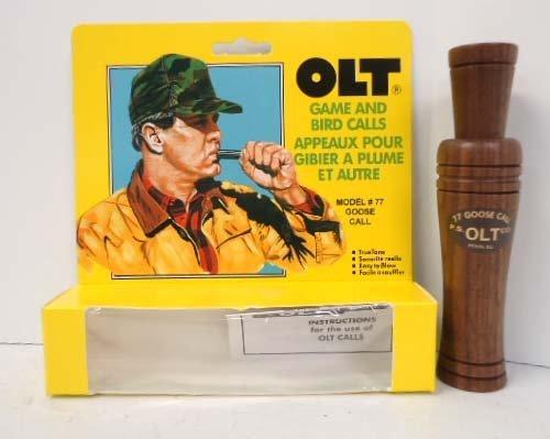 OLT Mdl. 77 Goose Call