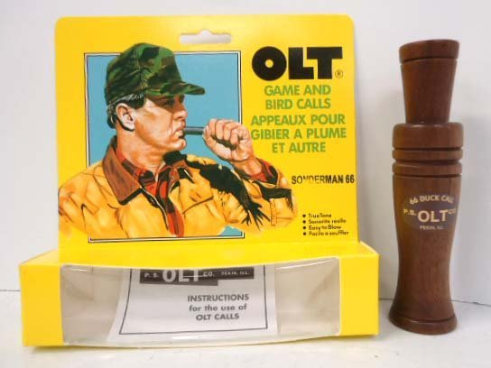 OLT Mdl. 66 Duck Call