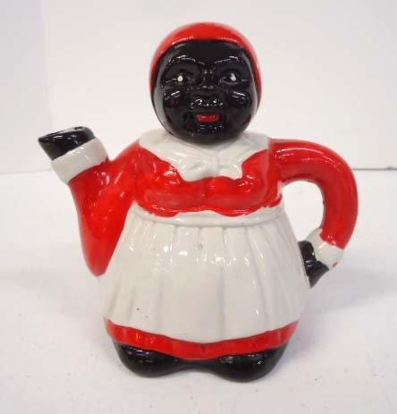 Aunt Jemimah Tea Pot