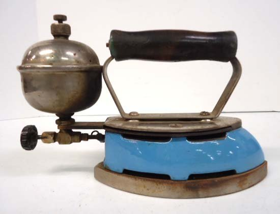 Coleman Mdl. 4 Gas Iron