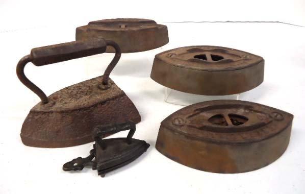 5 Sad Irons