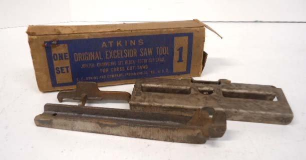 Atkins Cross Cut Saw Tool