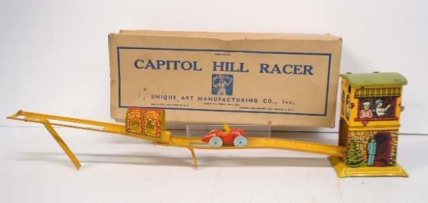Unique Capitol Hill Racer