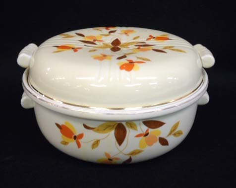 Hall Jewel Tea Covered Dish