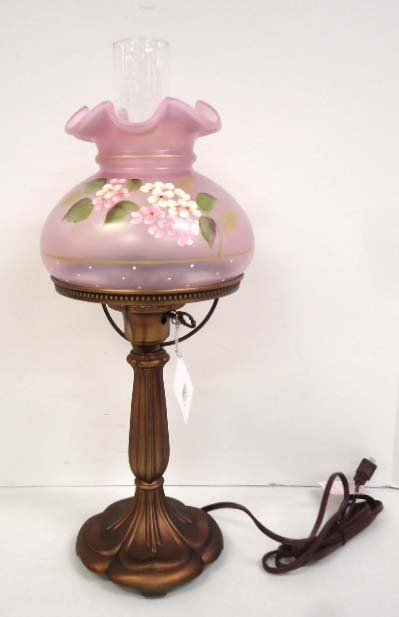 Fenton Table Lamp HP Shade