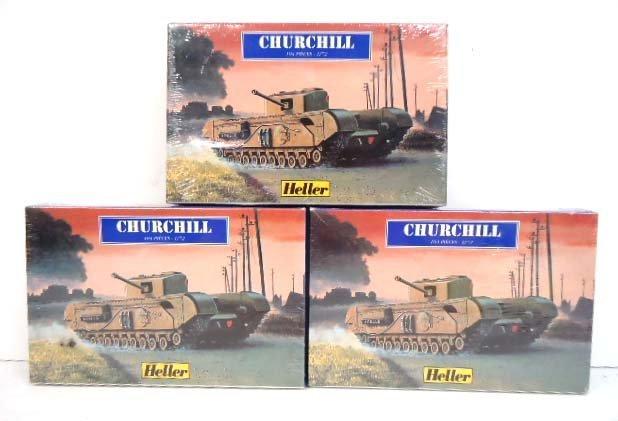 3 Model Kits