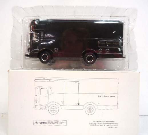UPS 1955Furniture Delivery Van