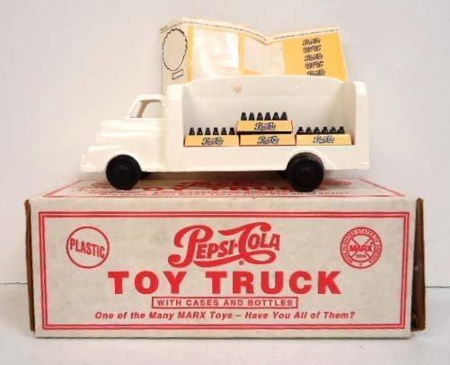 1995 Marx Toys Pepsi Cola Truck