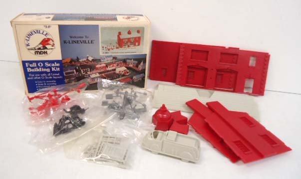 K-Lineville MDK Firehouse Building Kit