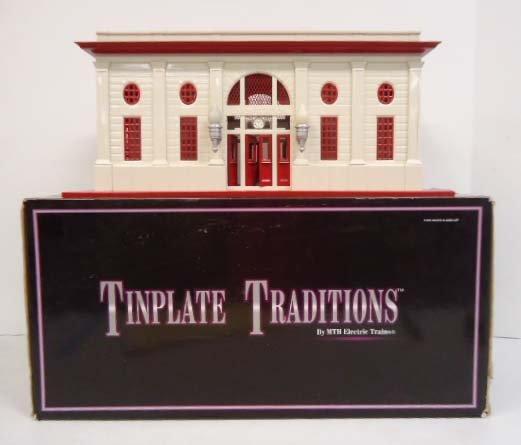 Tin Litho Union Station Automatic Train Control