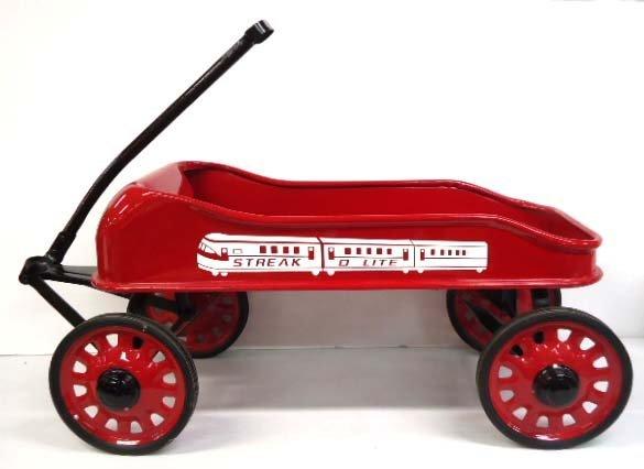 Streak - O - Lite Wagon