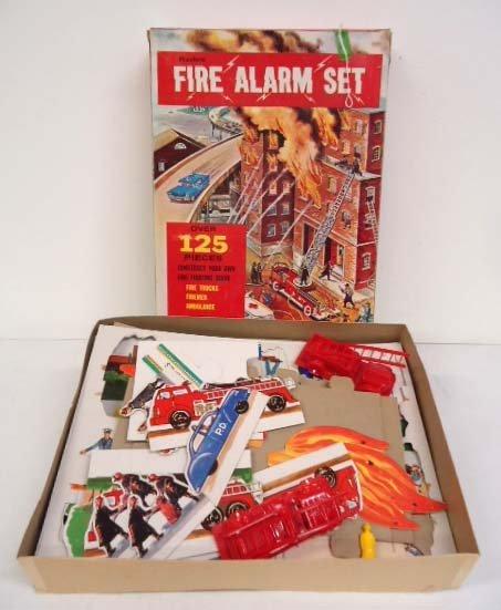 Hasbro Fire Alarm Set