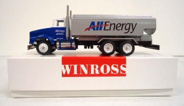 Winross Die Cast All Energy Tanker Truck