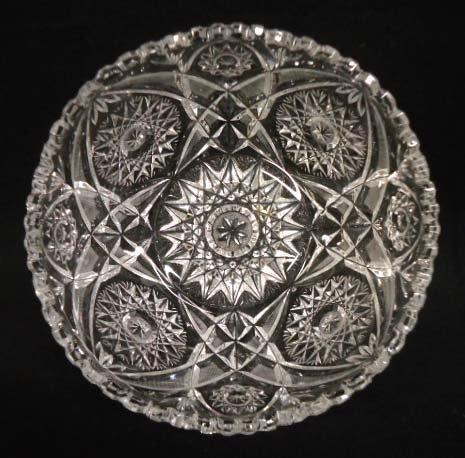 Cut Glass Bowl