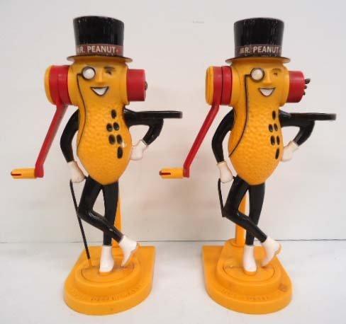 2 Mr. Peanut Butter Makers