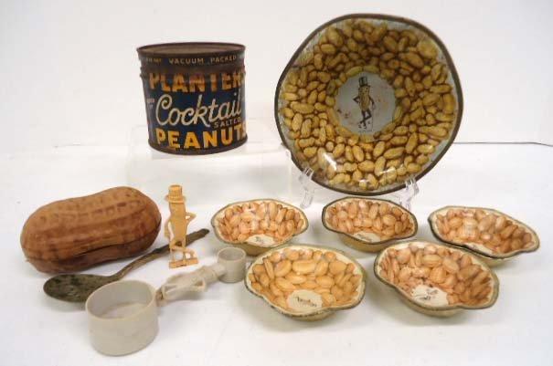 12 Mr. Peanut Items