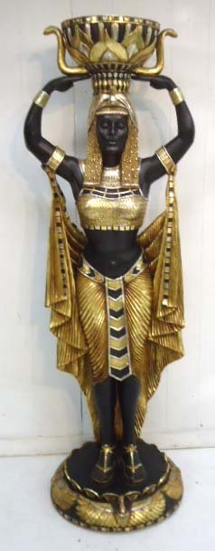 Egyptian Woman Statue