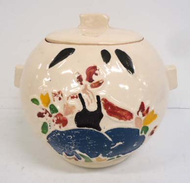 1946 McCoy Dutch Girl Cookie Jar