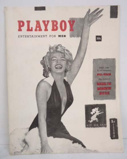 Marilyn Monroe Playboy & Calendar - 3
