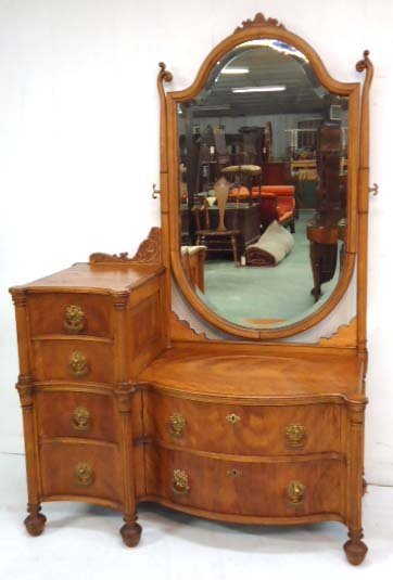 Unusual Cheval Dresser